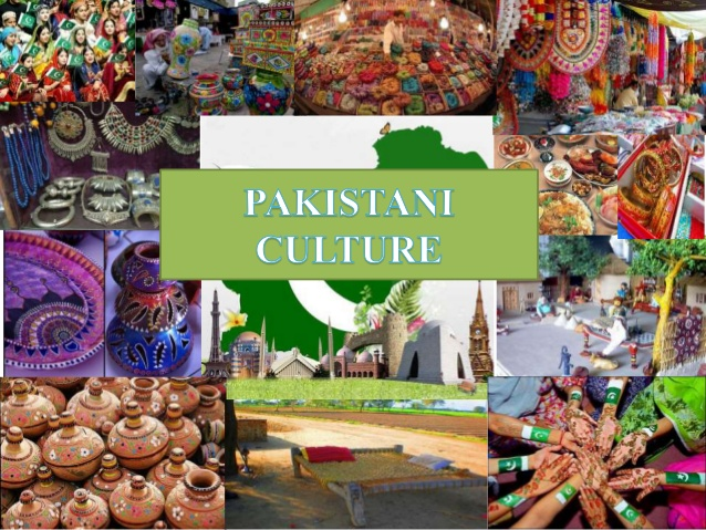 diversified culture of Pakistan