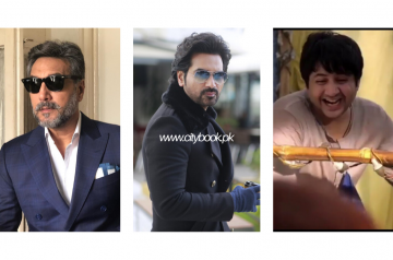 Best Pakistani Actors of the Year 2019