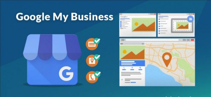 My Business listing