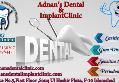 Adnan Dental and Implant clinic   Clinic in islamabad