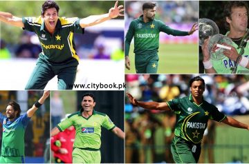 Top 10 Pakistani Bowlers of All Time