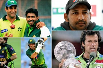Pakistan Most Successful ODI Captain All The Time