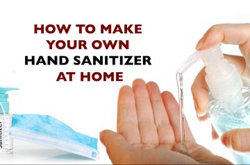 How To Make Hand Sanitizer At Home Easily