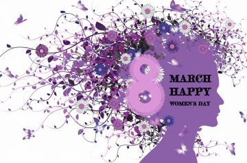 Why Purple Is A International Women's Day Color?
