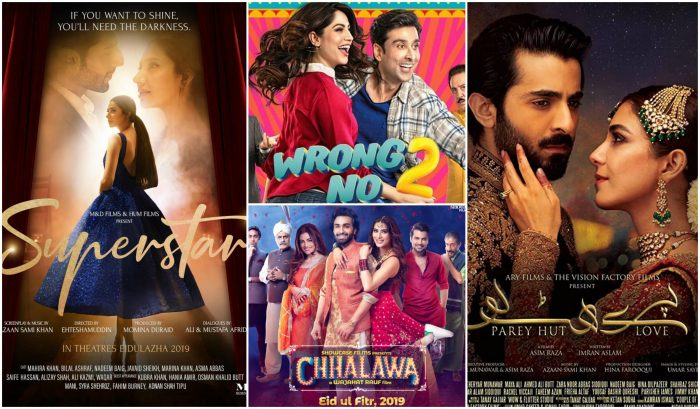 Top 5 Highest Grossing Pakistani Movies 2019