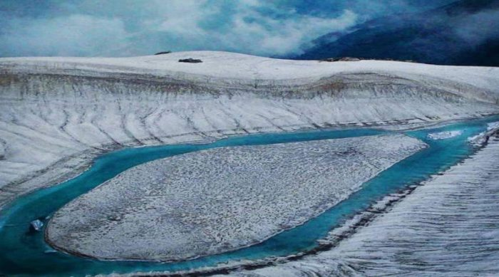 Ansoo Lake places to visit in Pakistan
