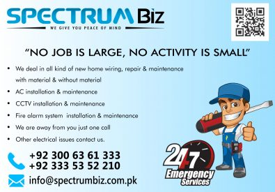 Electrician and AC Technician