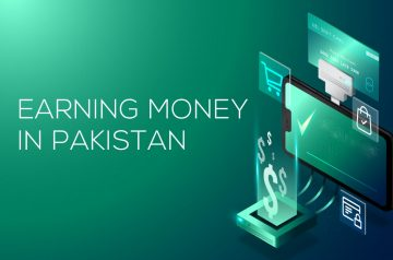 Learn How To Make Money Online In Pakistan