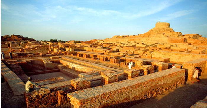 Harappa places to visit in pakistan