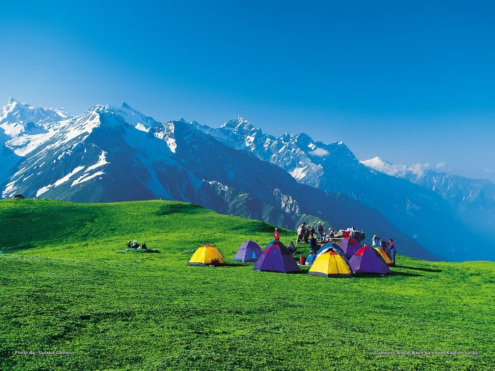Kaghan Valley places to visit in Pakistan