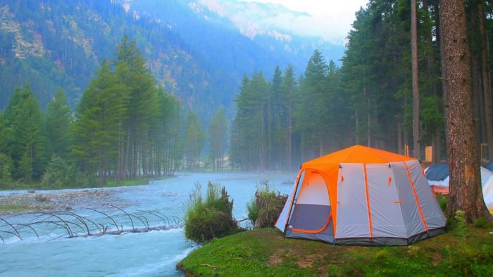 Kumrat Valley places to visit in Pakistan