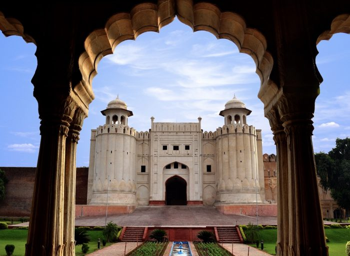 Lahore Fort (شاہی قلعہ)