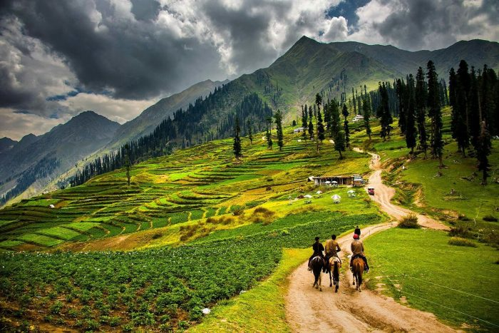Lalazar places to visit in Pakistan