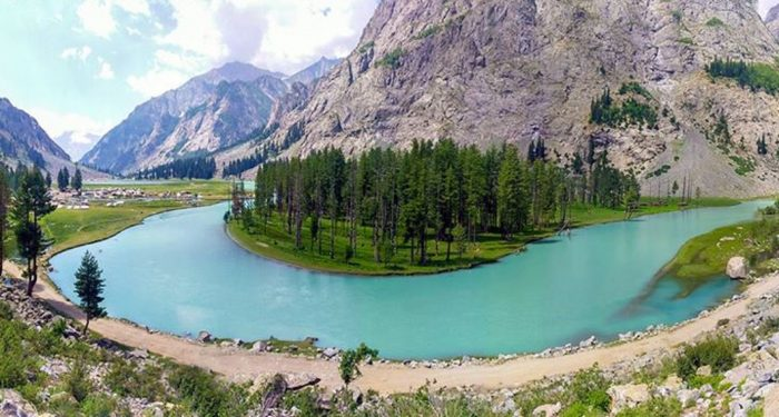 Mahodand Lake places to visit in pakistan