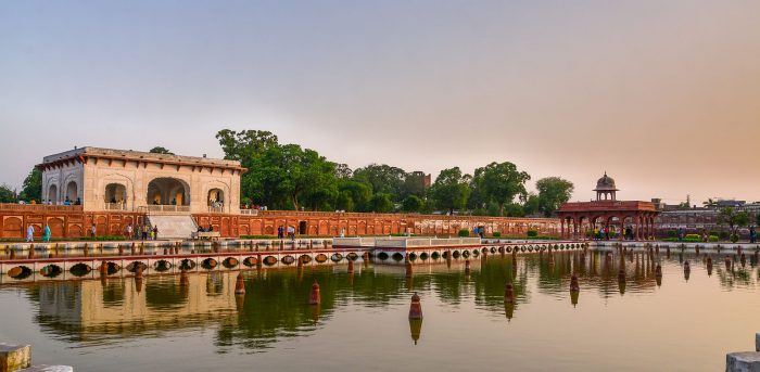 Shalimar Gardens Places to visit in Pakistan