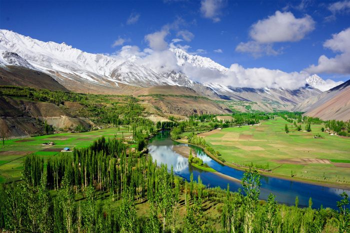 Shandur Pass places to visit in pakistan