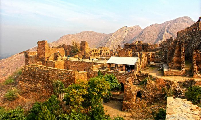 Takht-i-Bahi places to visit in pakistan