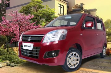 Suzuki Wagon R Price in Pakistan with Specs & Pictures