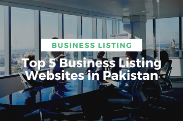 Top 5 Business Listing Websites in Pakistan