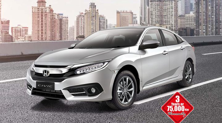 Honda Civic Car Price in Pakistan | Specifications and Pictures