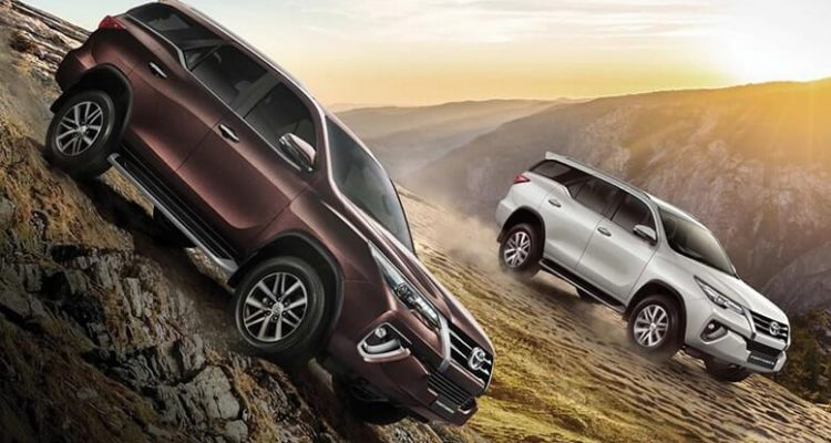 Toyota Fortuner Price In Pakistan | Specifications, And Pictures
