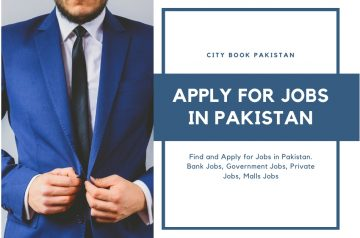 Find and Apply For Best Jobs In Pakistan