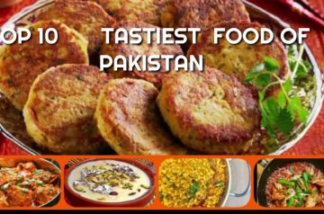 Top 10 Best Food In Pakistan