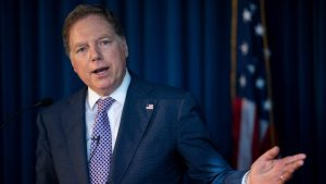 Trump Fires Top US Prosecutor Geoffrey Berman Who Refused to Quit