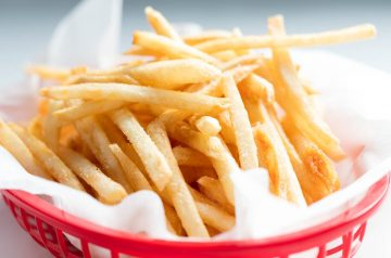 How and Where French Fries were Invented?