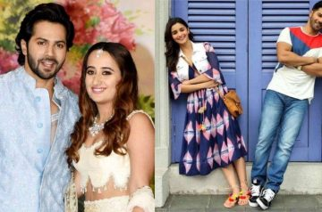 Bollywood Model And Actor Varun Dhawan Girlfriends