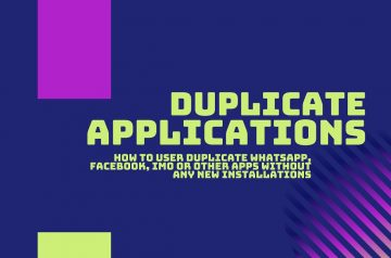 How to Use Duplicate Apps Without New Installations