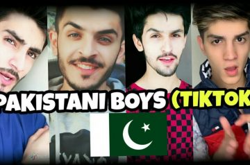 List Of TikTok Famous Boys All The Time In Pakistan