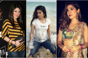 Pakistani Actress Ayesha Omer Dramas List