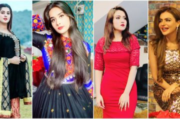 Top 10 TikTok Famous Girls In Pakistan