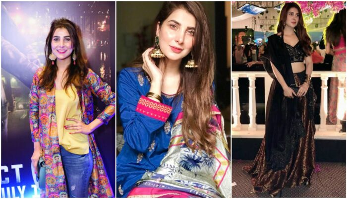 Pakistani Actress Areeba Habib Dramas List