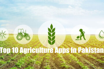 Top 10 Agriculture Apps For Your Farm In Pakistan