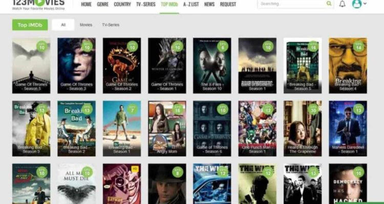 123Movies:  Is it legal or safe to use?