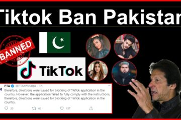 Pakistan Banned Chinese Social Media App TikTok For Immoral and Indecent Content