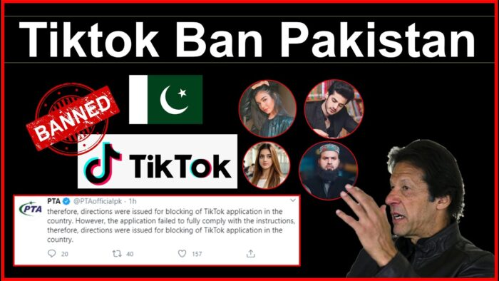 Pakistan has Banned the Chinese Social Media App TikTok