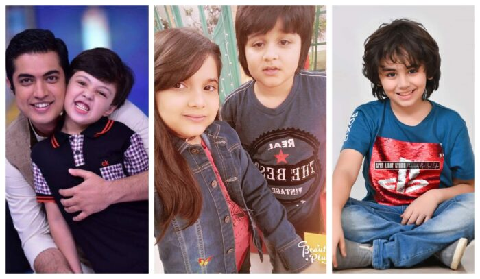 Famous And Cute Pakistani Child Actors in Dramas