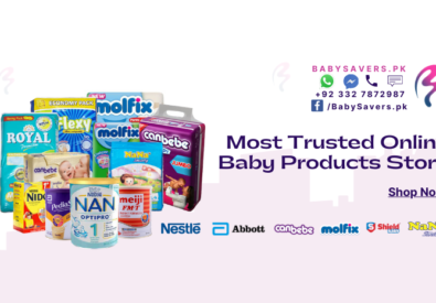 BabySavers.pk – The Most Trusted Online Baby Products Store