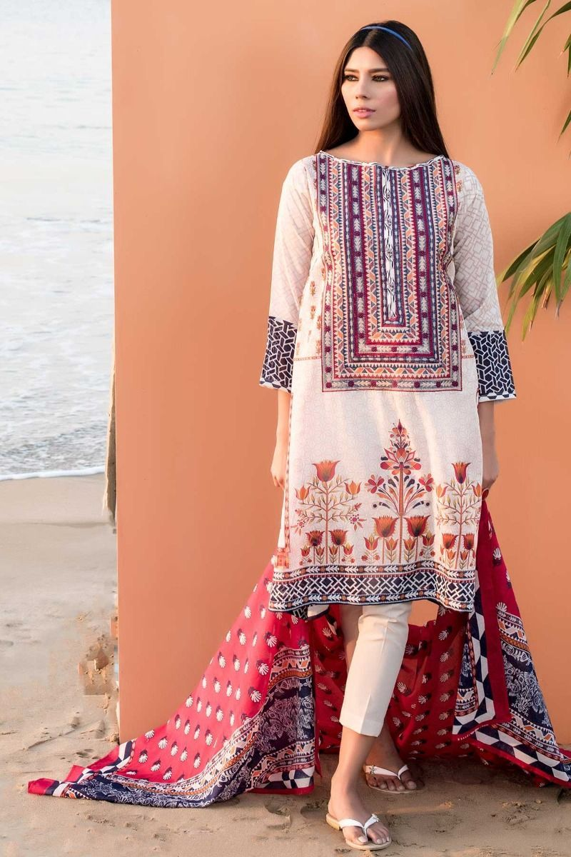 Khaadi summer clothes for women