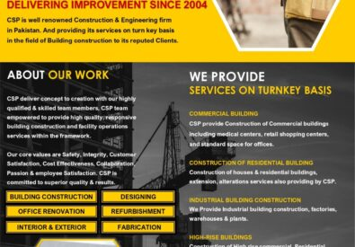CSP Construction Pvt. Ltd.