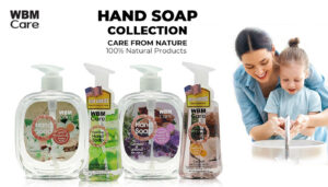 Different Variants of Natural Liquid Hand Wash | Available Online