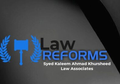 Law Reforms