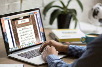 Online Quran learning
